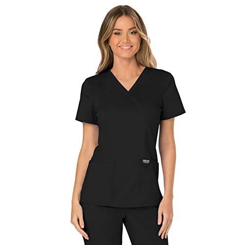 black scrubs