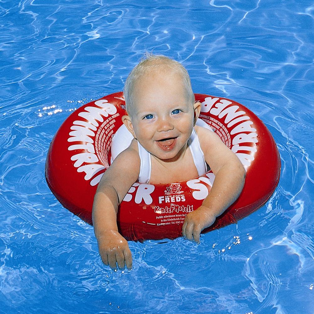 bouée bébé 4 mois