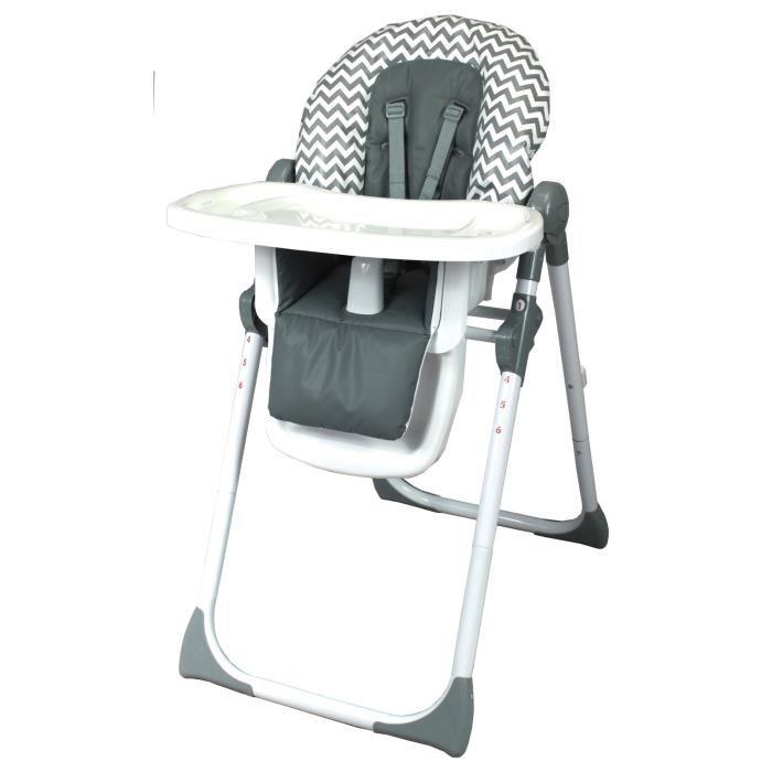 chaise haute multifonction