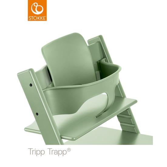 chaise tripp trapp verte