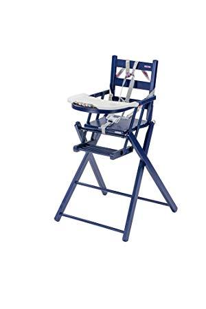harnais chaise haute
