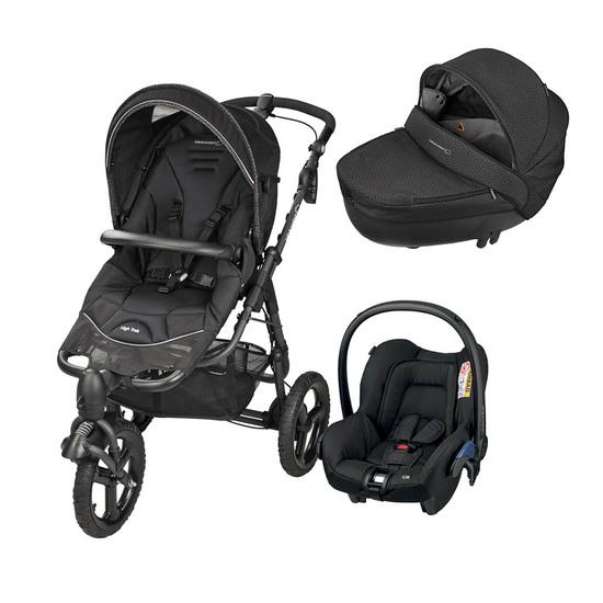 poussette bébé confort high trek trio