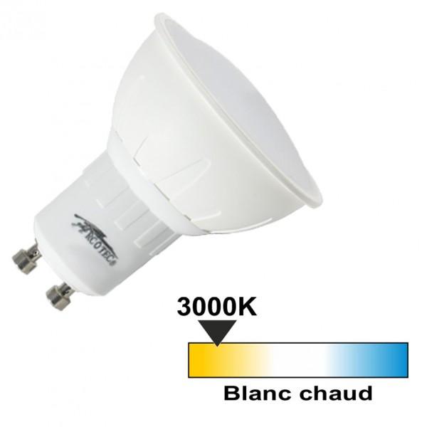 ampoule spot led gu10