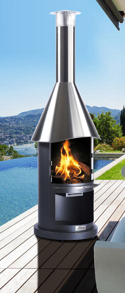 barbecue cheminée
