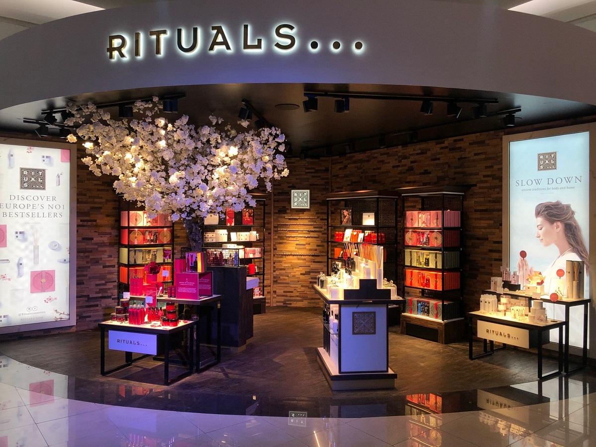 boutique rituals