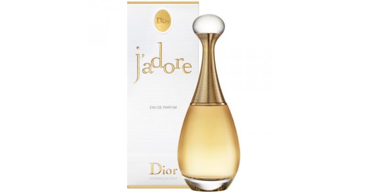 eau de parfum j adore de dior