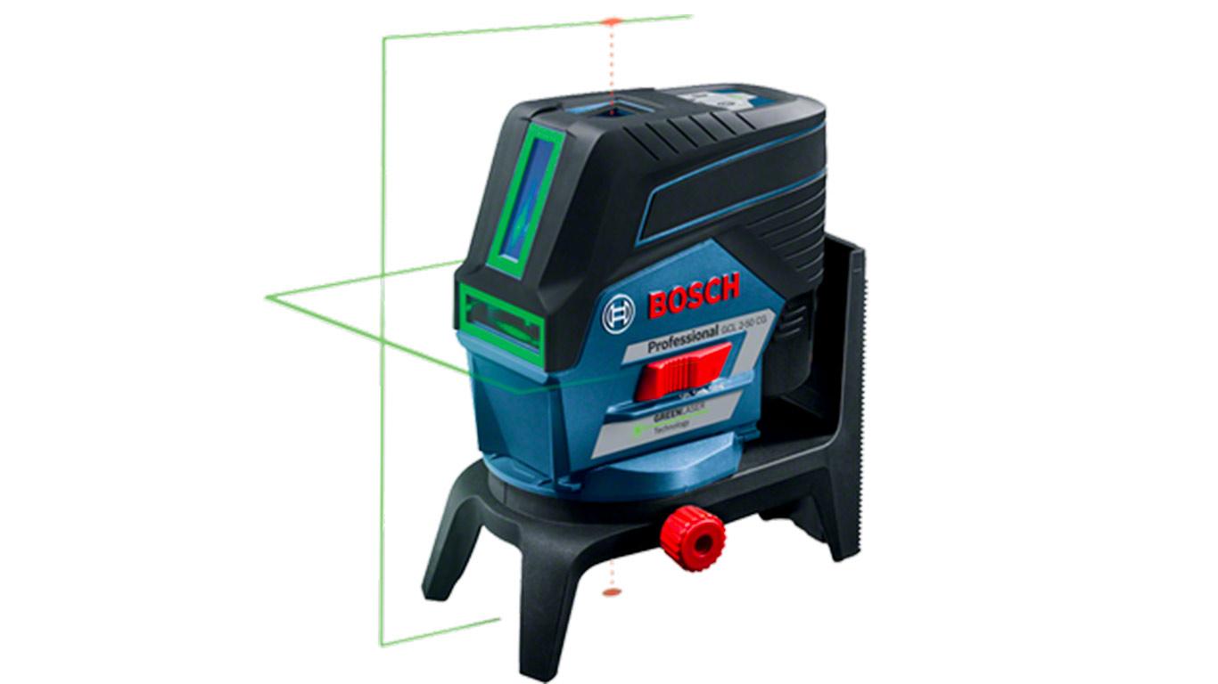 laser bosch vert