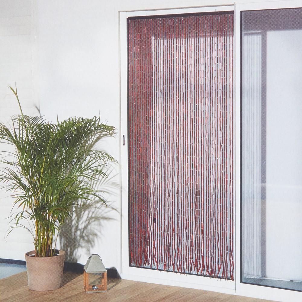 rideau de porte anti mouche